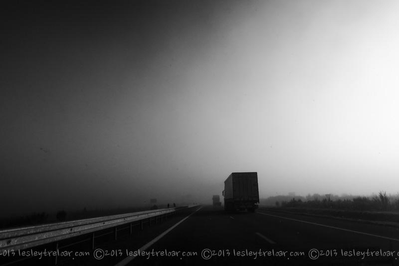 Freezing French Fog Photo Journeys