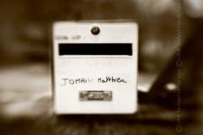 remote letter box
