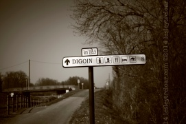 only 8kms to Digoin