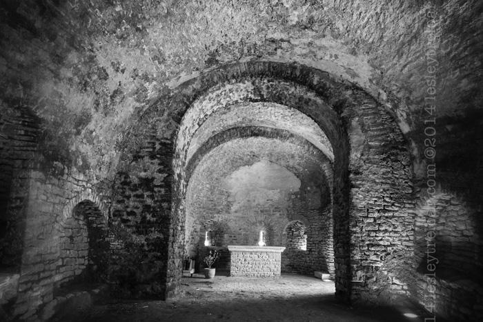 Berze le Chatel Castle