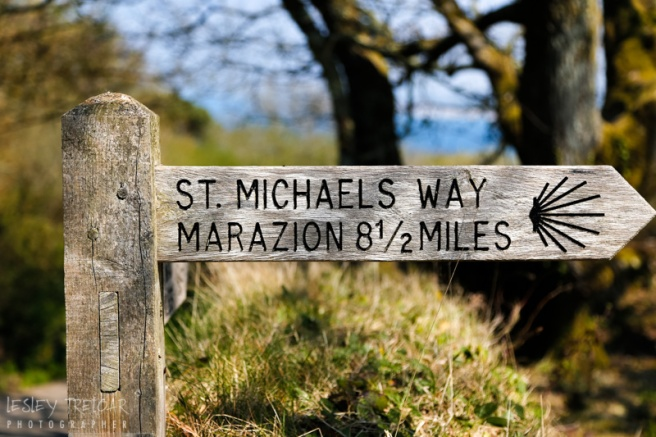 St Michaels Way Trail