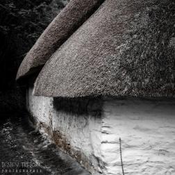 thatched cob cottages