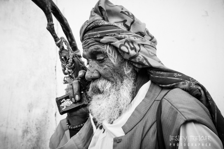 Bharvad Holy Man